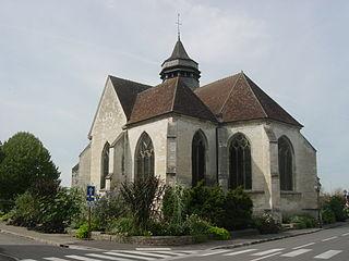 La Chapelle-Saint-Luc Commune in Grand Est, France