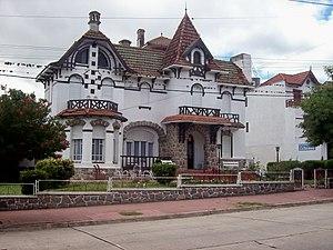 La Falda - Image: La Falda hotel La Asturiana Av Edén