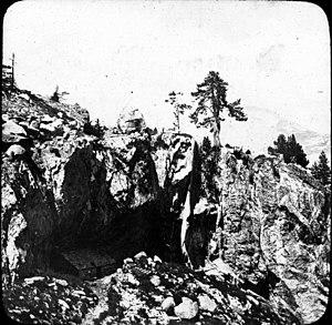 Renclusa Refuge - 1895 : the shepherd's hut