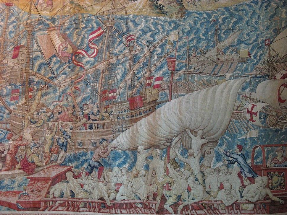 La bataille de Tunis - De slag bij Tunis