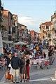 La fête du rédempteur Via Garibaldi (Venise) (3784340535).jpg