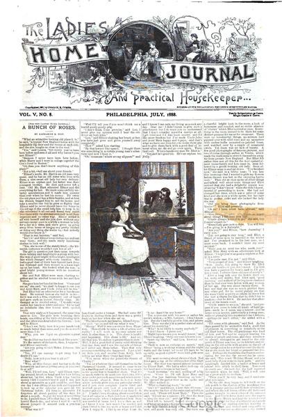 File:Ladies' Home Journal and Practical Housekeeper Vol.5 No.08 (July, 1888).pdf