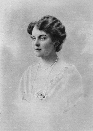 Alice Hughes - Image: Lady Jellicoe 1917
