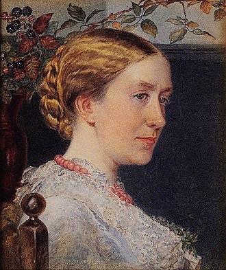 Frederick Spencer, 4th Earl Spencer - Lady Sarah Spencer (1838–1919)