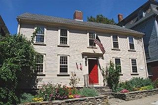 Lafayette–Durfee House United States historic place
