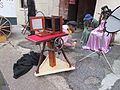 Lafayette Steam 2013 Tintypes Fixing.JPG