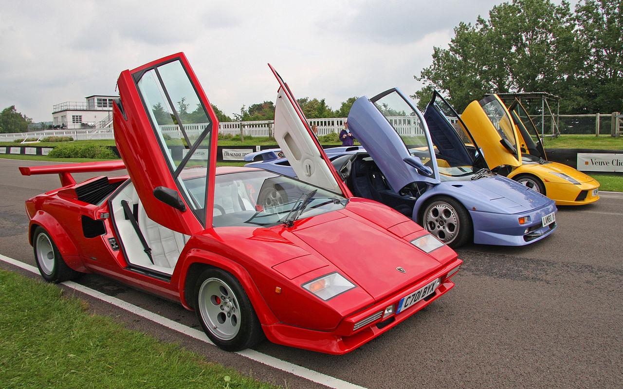 File Lamborghini Countach Diablo Sv And Murci 233 Lago Flickr Exfordy 1 Jpg Wikimedia Commons
