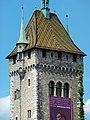 Landesmuseum Zürich - Hauptturm - Bahnhofquai 2012-08-08 13-37-31 (WB850F).JPG
