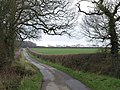 Lane from Dualstone Cross - geograph.org.uk - 681991.jpg