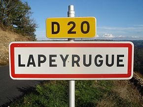 Lapeyrugue