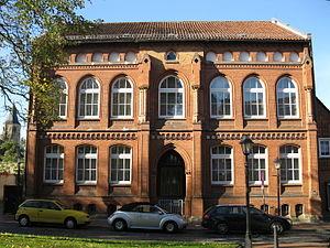 Lappenberg (Hildesheim) - Former Jewish school.