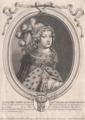 Larmessin - Eleonore Marie Josepha of Austria, Queen of Poland.png