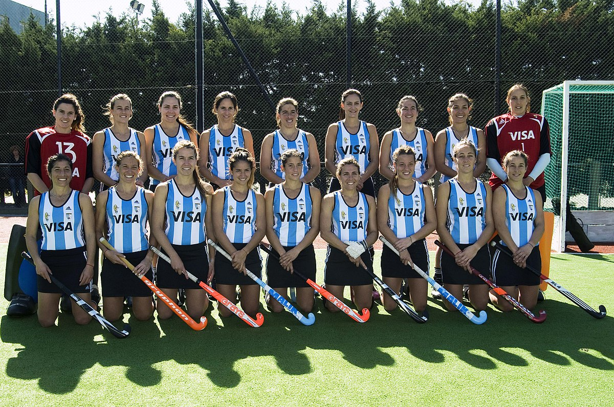 Hockey sobre césped en Argentina - Wikipedia, la enciclopedia libre