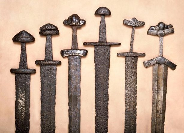 Late Iron Age swords found from Finland