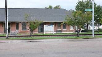 Laurel, Mississippi - Train station