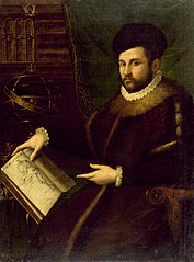 Portrait of Gerolamo Mercuriale