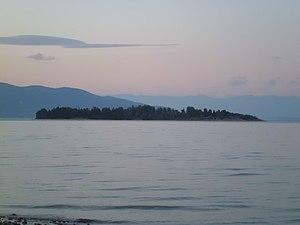 Corfu - Lazaretto Island