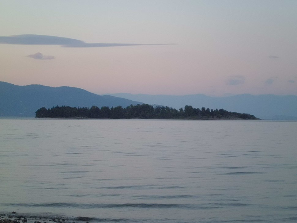 Lazaretto island (Corfu)