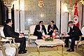 Le Ministre des Affaires étrangères M. Rafik Abdessalem reçoit son homologue italien (6649820035).jpg
