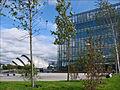 Le SECC et limmeuble de la BBC Scotland (3815027874).jpg