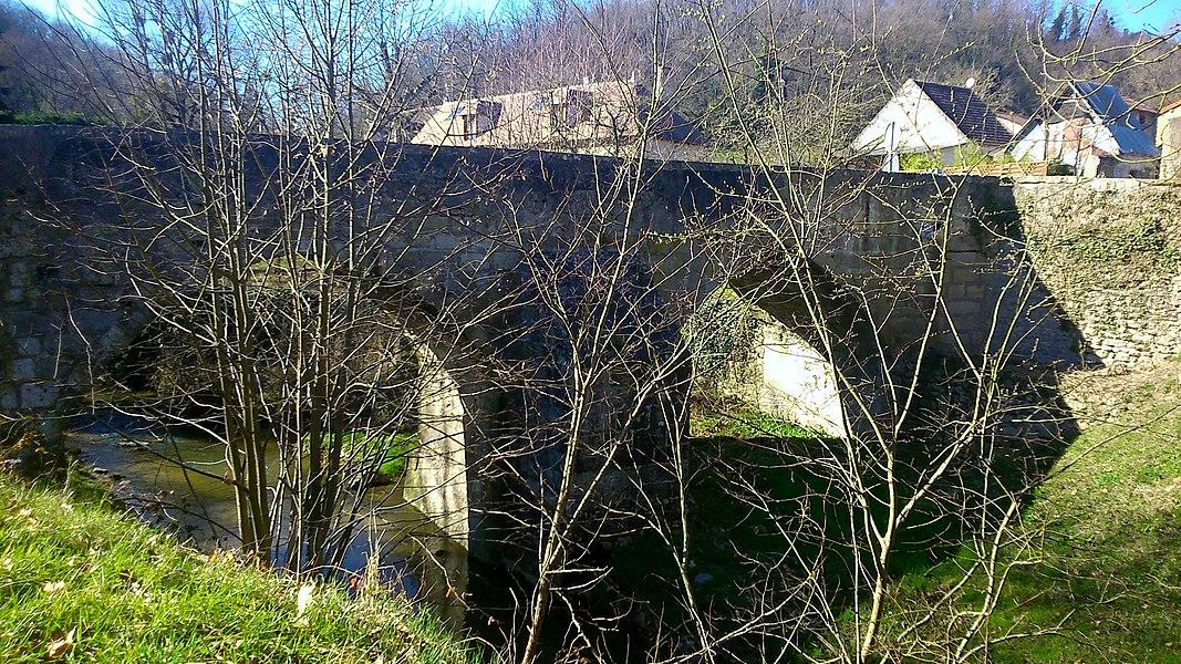 Pont sur le Gaduet