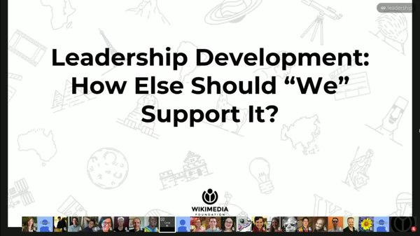 File:Leadership Dialogue - Brownbag.webm