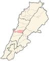 Lebanon districts Baabda.png