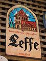 Leffe Bier, historisches Plakat.JPG