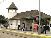 Estación Lemon Grove Depot