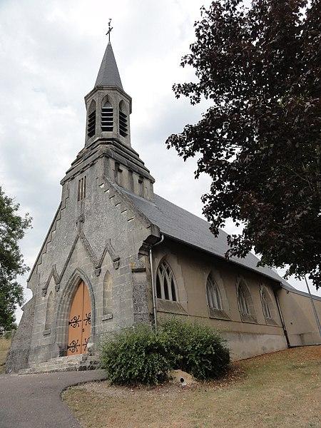 Lempire-aux-Bois (Meuse) église