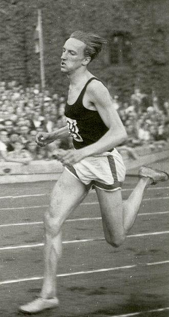 Lennart Strand - Strand in 1947