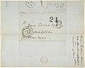 Letter, 24 March 1850 MET DP804255.jpg
