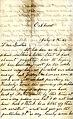Letter signed R.T. Tallman (Tom Tallman), Oakhurst, to brother (Jerry Tallman), and letter signed Mat (Mat Tallman) to Jerry, July 5, 1863.jpg