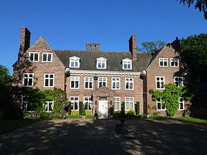 Leverington Hall - Leverington Hall on Church Road