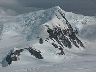 Levski Peak (Antarctica) mountain in Livingston Island, South Shetland Islands, Antarctica