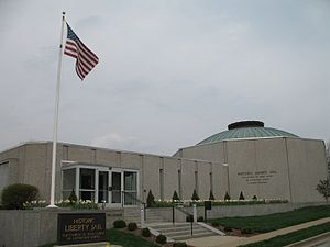 Liberty, Missouri - Historic Liberty Jail museum