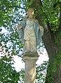 Libochovany-náves-socha p.Marie.jpg