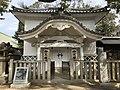 Library of Sumiyoshi Grand Shrine 2.jpg