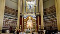 Licheń- Sanktuarium Matki Bożej Licheńskiej. Bazylika widok z wnętrza - panoramio (6).jpg