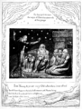 Life of William Blake (1880), Volume 2, Job illustrations plate 12.png