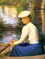 Lilla Cabot Perry - In a Boat.jpg