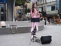 Lily Cao opening chat at Xinzhongshan Linear Park 20201101a.jpg