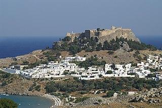 Линдос,  South Aegean, Греция