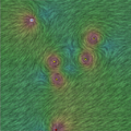 Line integral convolution visualisation (color).png