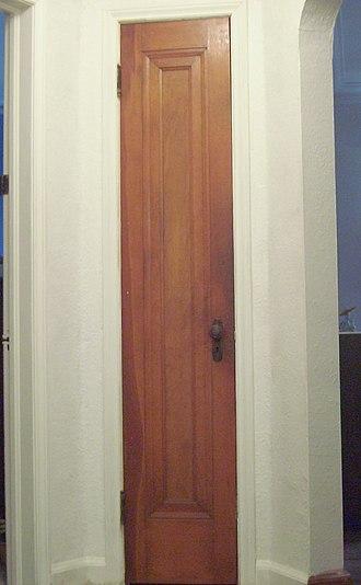 Closet - Linen closet.