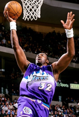 Louisiana Tech Bulldogs basketball - Karl Malone