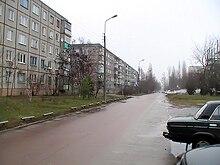 Хрущёвки на улице братьев лизюковых