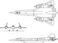 Lockheed YF-12A 3view.png