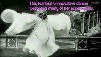 File:Loie Fuller the Serpentine Dance Girl.webm