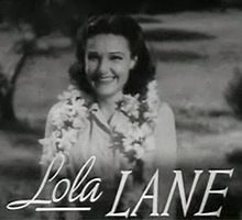 Lola Lane in Four Daughters trailer.jpg